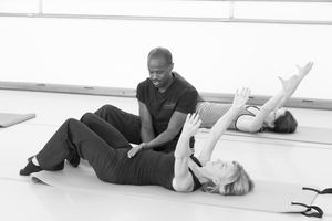 Pilates Workshop mit Luches | Foto: Robin Pastyr